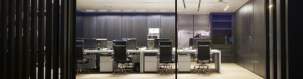 office-climate and lighting